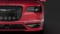 3D chrysler 300 s sport