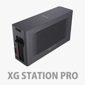 computer desktop model