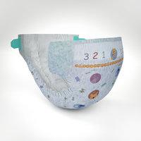 3D model diaper