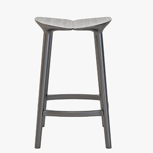 3D chair barstool