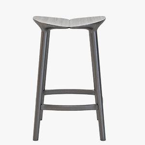 3D chair barstool
