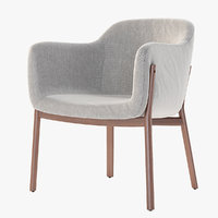 Heal's De La Espada Porto upholstered Dining Chair