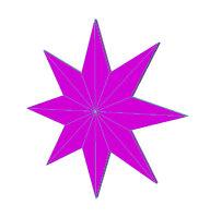 star 8 3D model