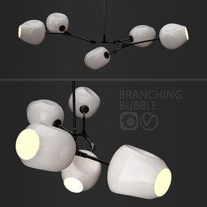 branching bubble lindsey adelman model