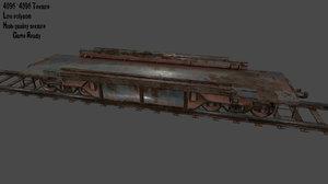 rails train model