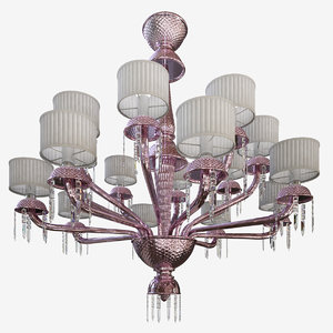 3D lights barovier toso premiere model