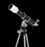 astronomy science telescope 3D