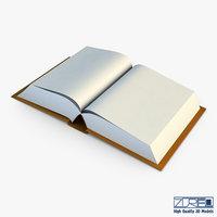3D open book v 1