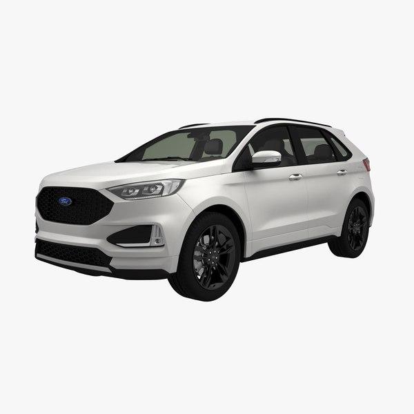 3D edge 2019 car