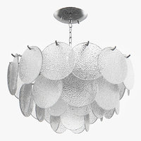 chandelier 797134 circo lightstar 3D model