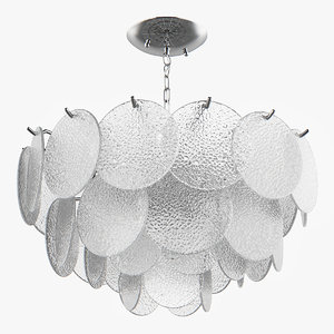 chandelier 797134 circo lightstar 3D model