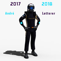 2017 2018 e 3D