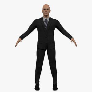 - character 3D model