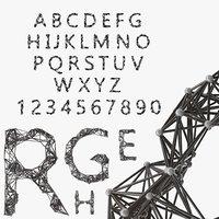 Alphabet / Structure
