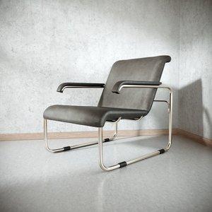 marcel breuer b35 3D model