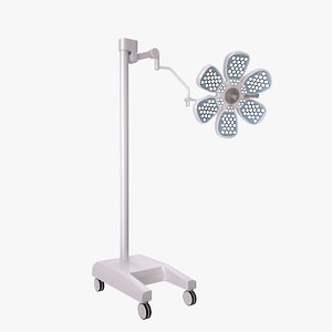 surgical lamp 3D