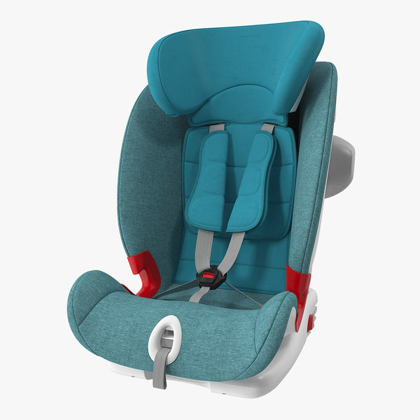 3D child safety seat generic