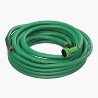 Garden Hose and Trigger Nozzle