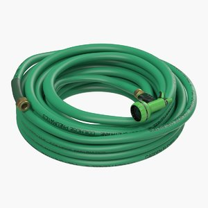 3D garden hose trigger nozzle