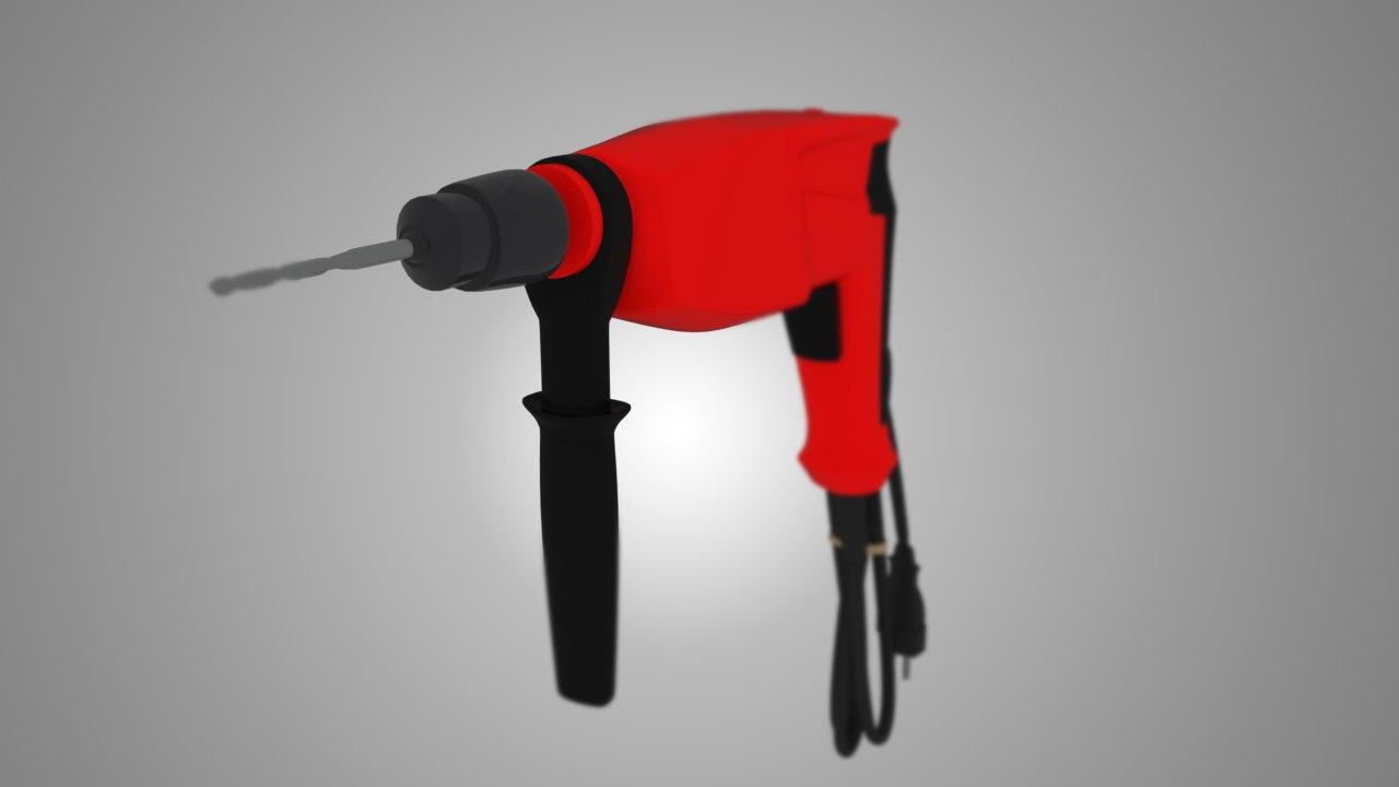 3D wall drill
