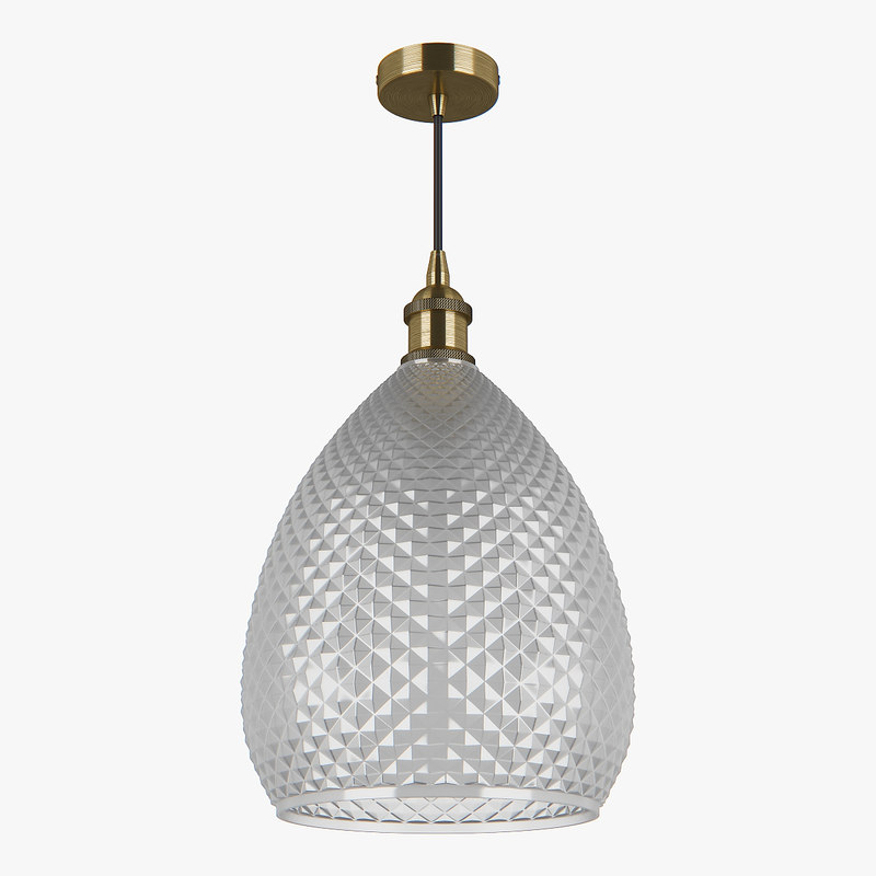 chandelier 798021 genni lightstar 3D model