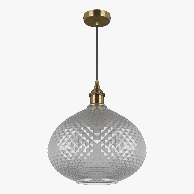 3D model chandelier 798031 genni lightstar
