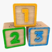 123 blocks model