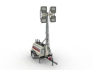 3D light generator