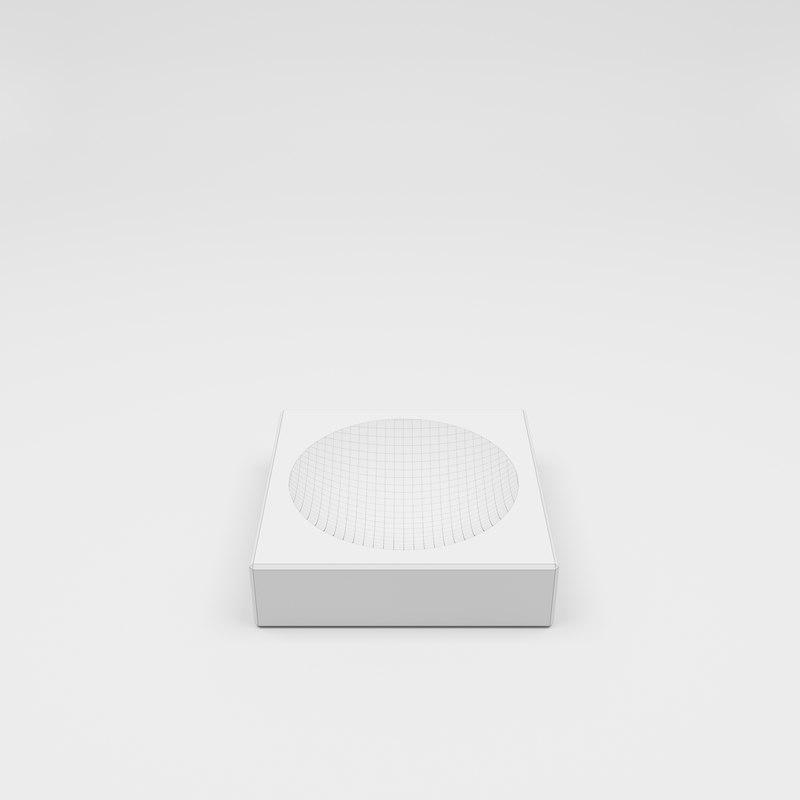 3D ashtray ash tray