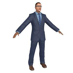 businessman man model