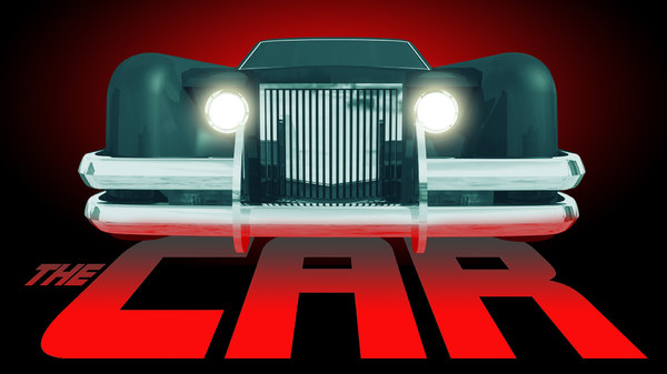 3D car 1977 model