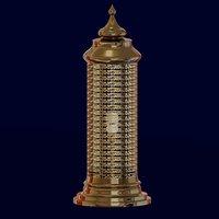 lamp designed model