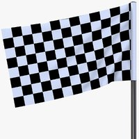 Racing Flag (Chequered)