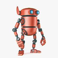 robot bot model