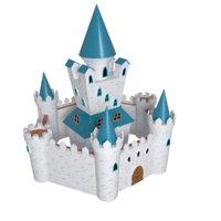 Fantasy Medieval Castle