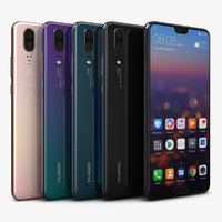 Huawei P20 All Color