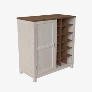 wine cabinet model