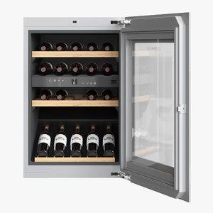 3D cooler wine liebherr