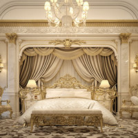 Royal Master Bedroom