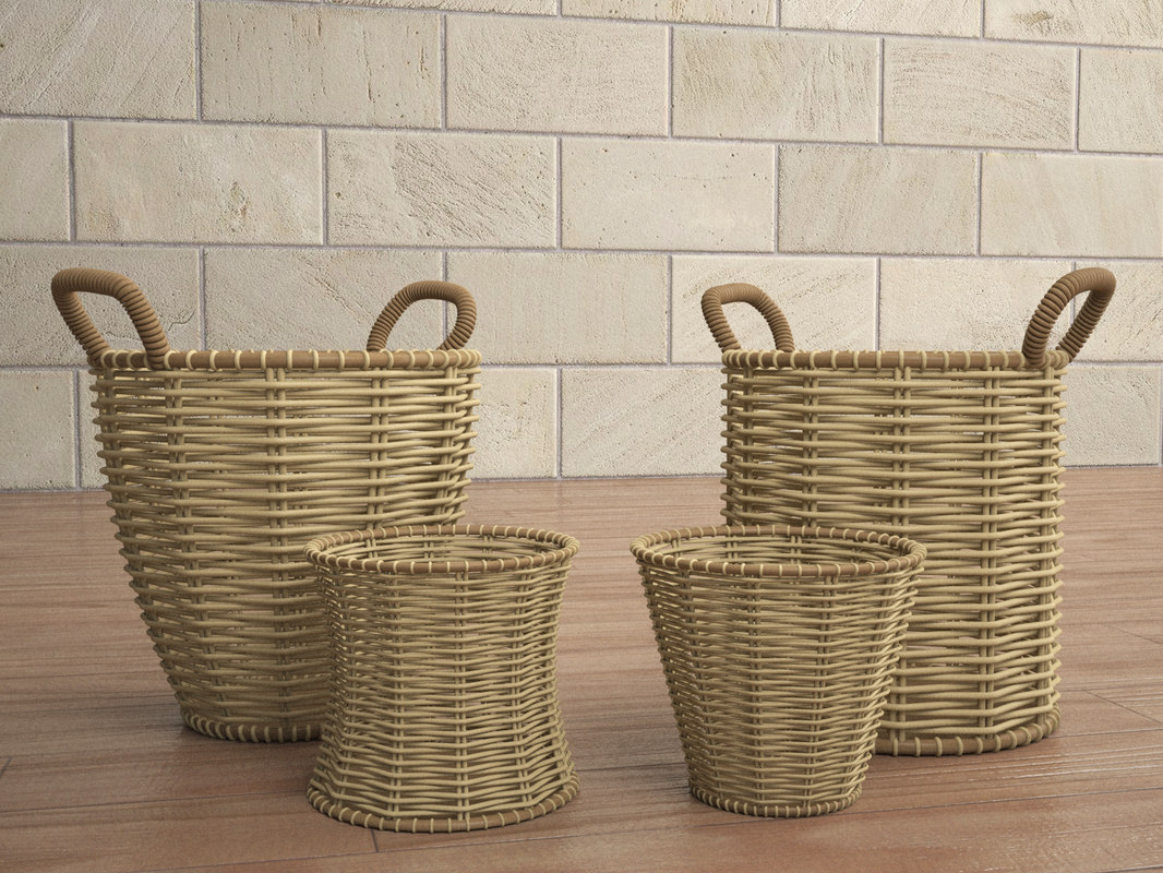 old basket model