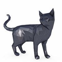 cat v3 3D model
