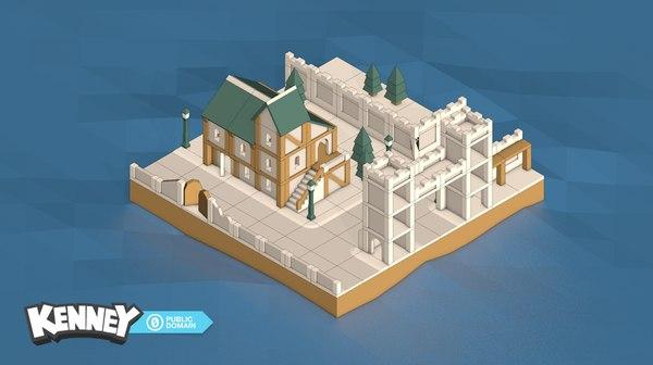 unity asset 3D model