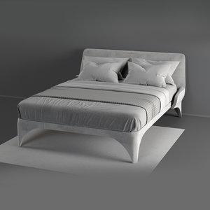 3D margareth bed