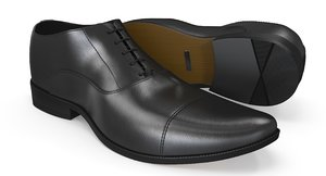 corporate male shoe m model