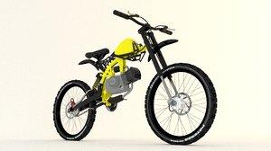 3D cross cycle