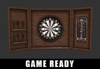 Dart Board ( GAME READY )