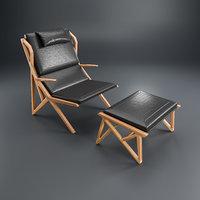 3D hookl und stool triangle