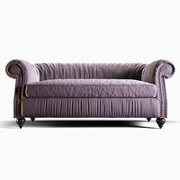 luxury sofa epoque egon 3D model