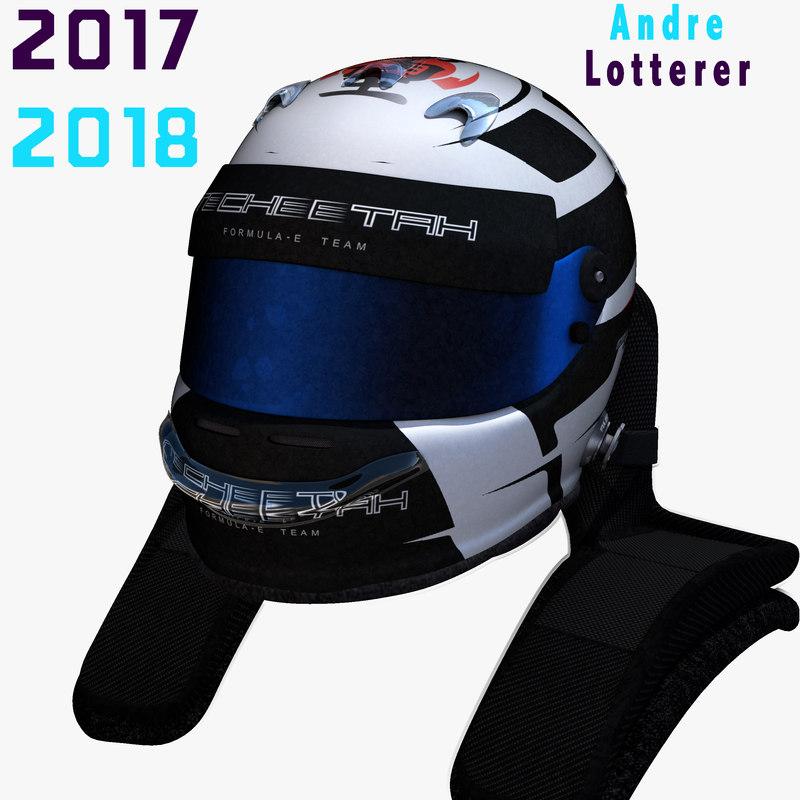 lotterer helmet e model