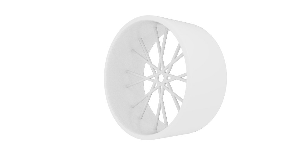 3D wheel x